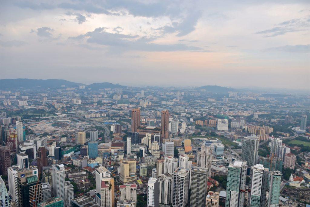Menara tower Kuala Lumpur Malaisie blog voyage 2016 15