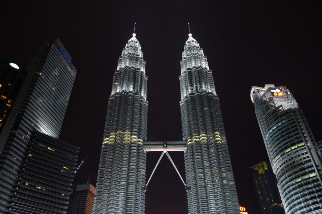 Petronas towers Kuala Lumpur Malaisie blog voyage 2016 33