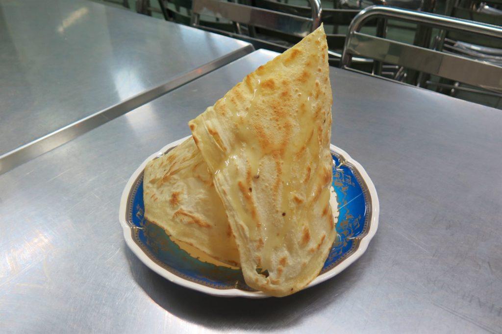 Roti tissue Kuala Lumpur Malaisie blog voyage 2016 40