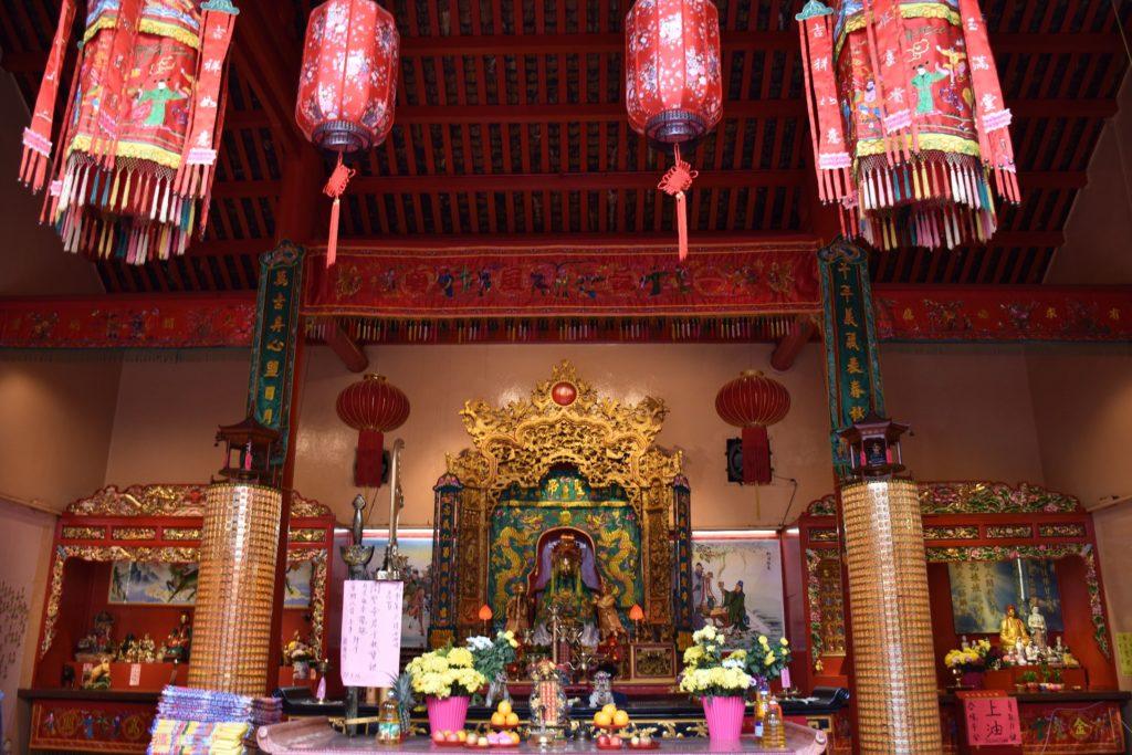 Temple chinois Kuala Lumpur Malaisie blog voyage 2016 5