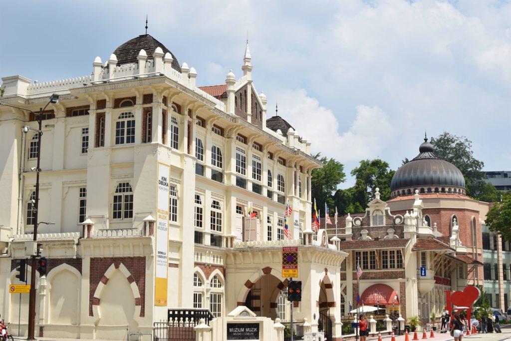 Quartier colonial Kuala Lumpur Malaisie blog voyage 2016 7