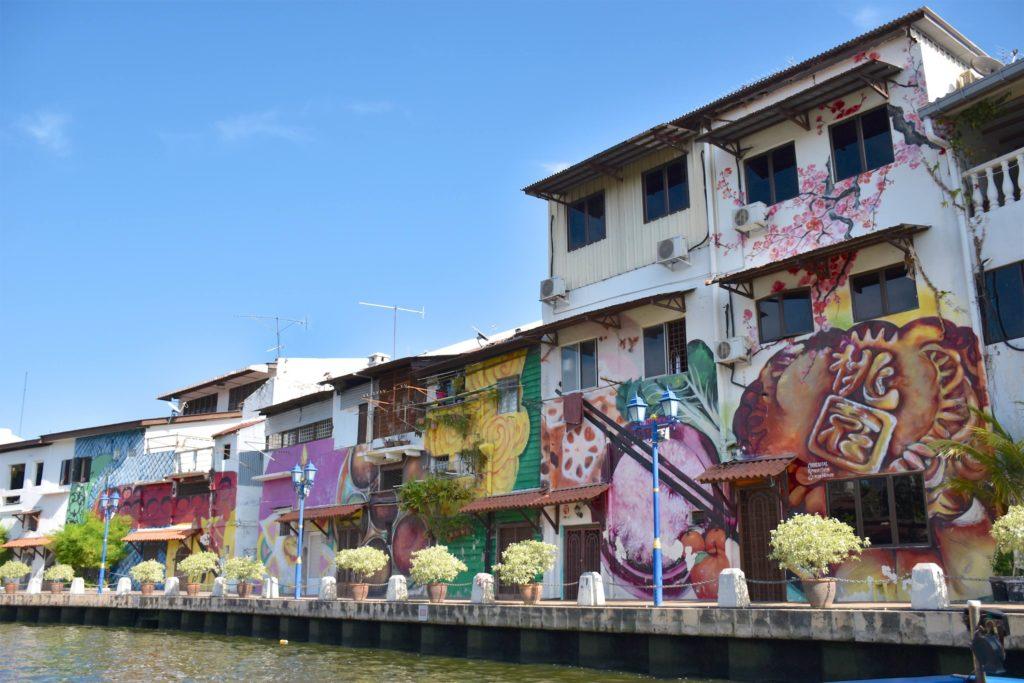 Balade riviere Malacca Malaisie blog voyage 2016 16