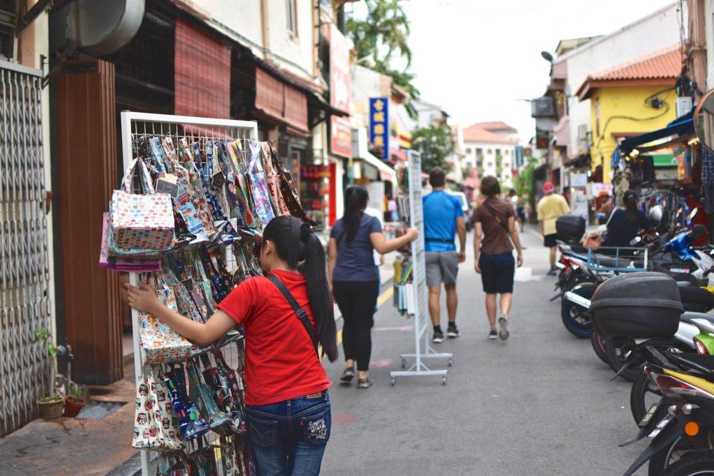Marché Jonker Street Malacca Malaisie blog voyage 2016 7