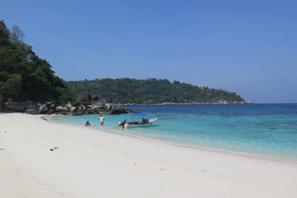 Secret Beach Palau Tioman Malaisie blog voyage 2016 18