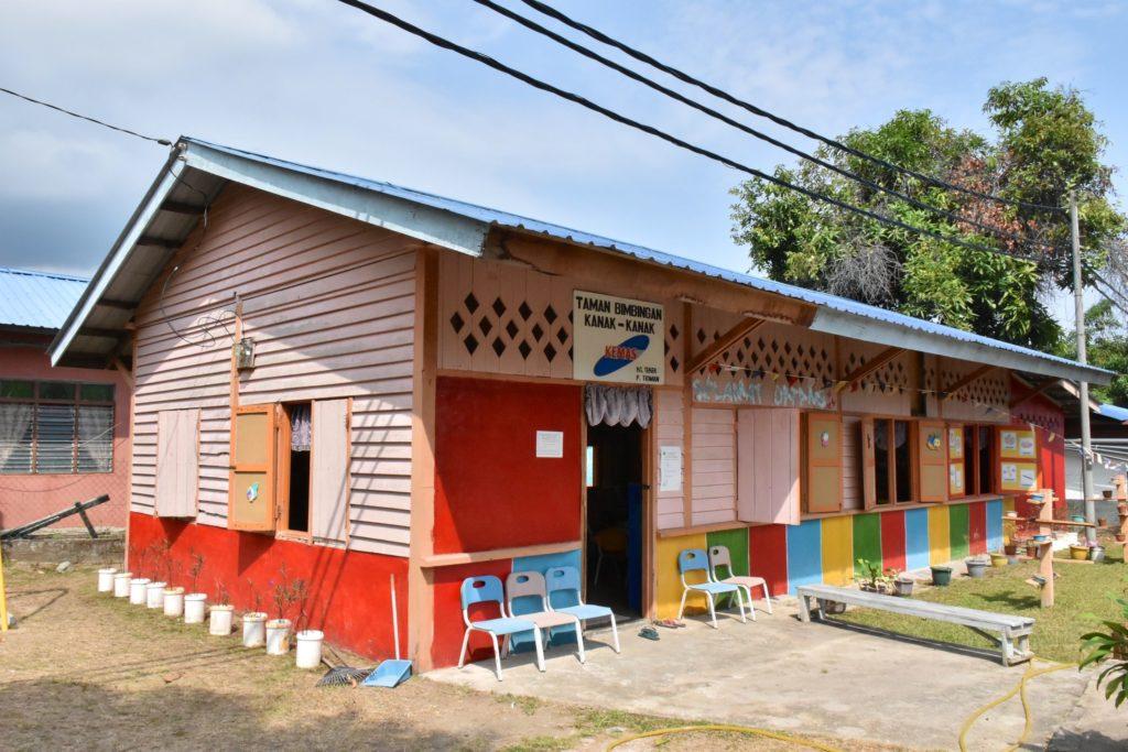 Ecole de Tekek Palau Tioman Malaisie blog voyage 2016 35
