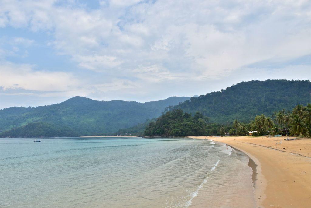 Juara Beach Palau Tioman Malaisie blog voyage 2016 41