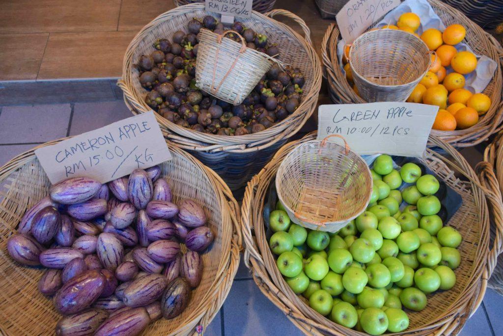 Pommes de Cameron Tanah Rata Cameron Highlands Malaisie blog voyage 2016 3