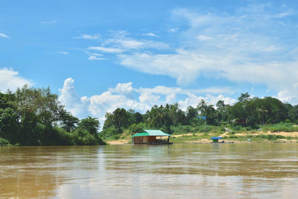 Pirogue Trek Taman Negara Malaisie blog voyage 2016 1