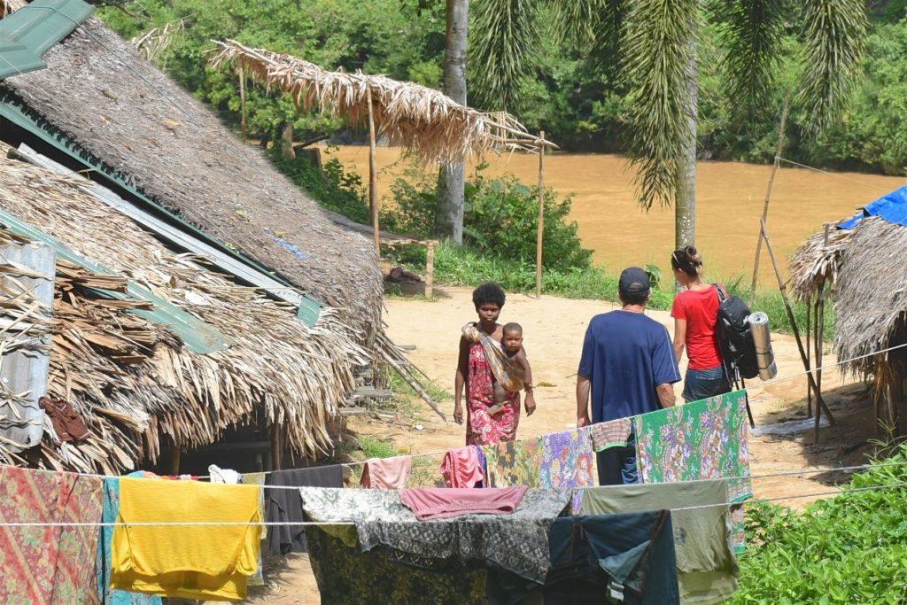 Village Orang Asli Trek Taman Negara Malaisie blog voyage 2016 38