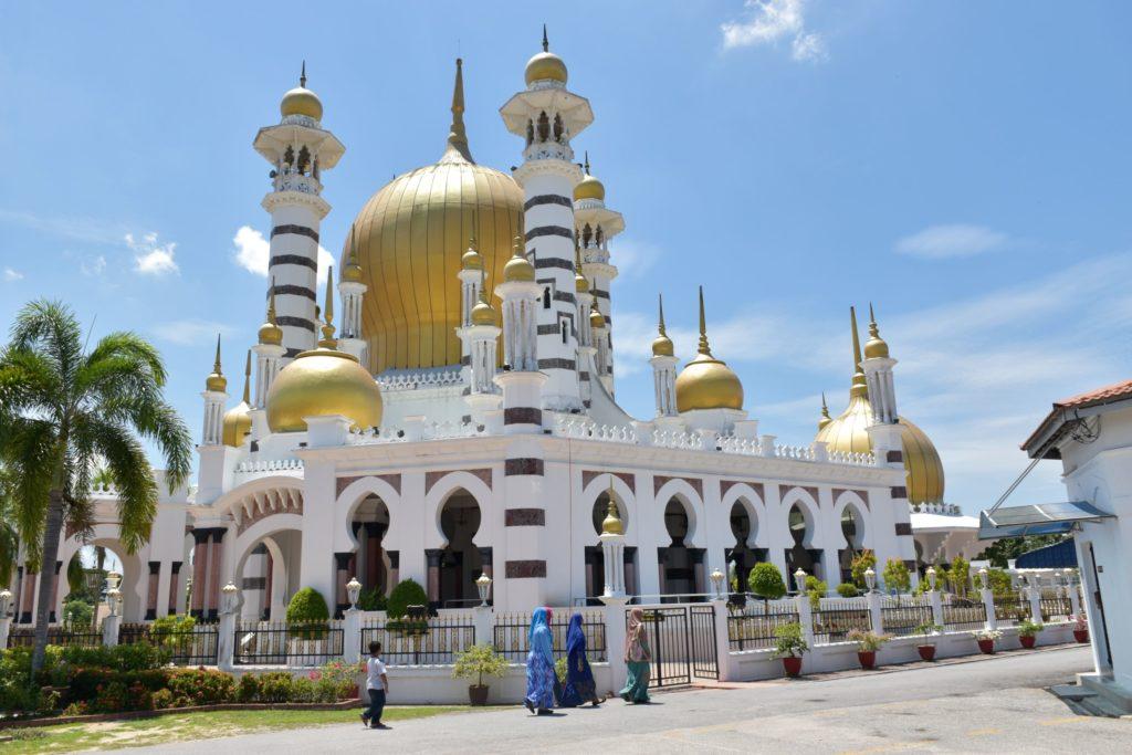 Mosquée Ubudiah Kuala Kangsar Bilan Malaisie blog voyage 2016 14