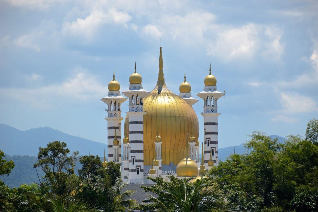 Mosquée Ubudiah Ipoh Kuala Kangsar Malaisie blog voyage 2016 25
