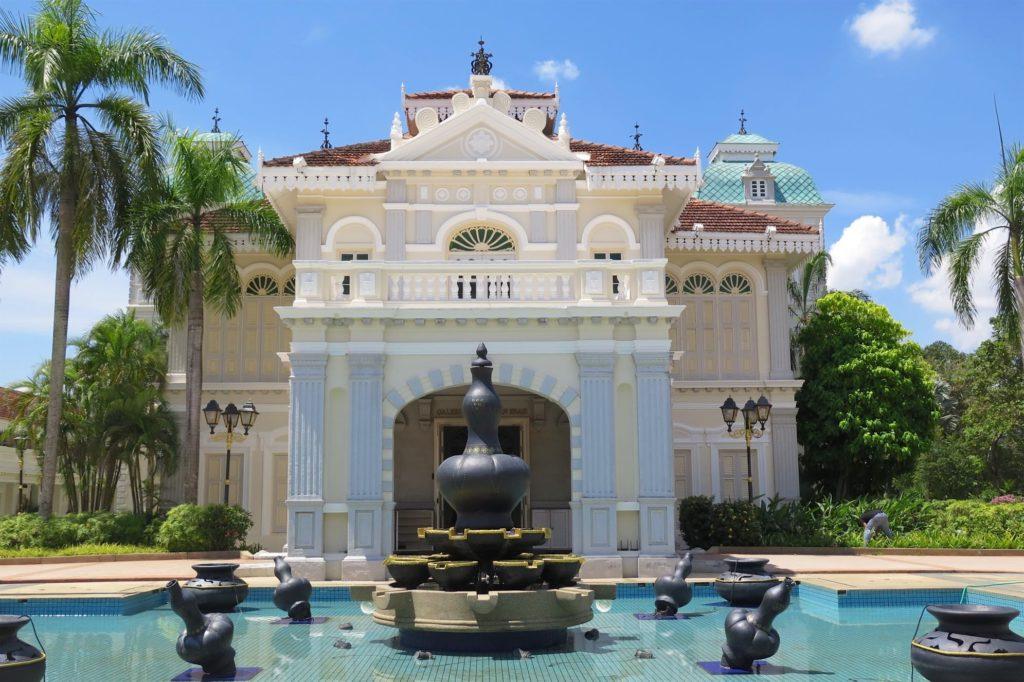 Palais sultan Ipoh Kuala Kangsar Malaisie blog voyage 2016 27