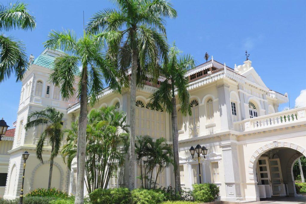 Palais sultan Ipoh Kuala Kangsar Malaisie blog voyage 2016 28
