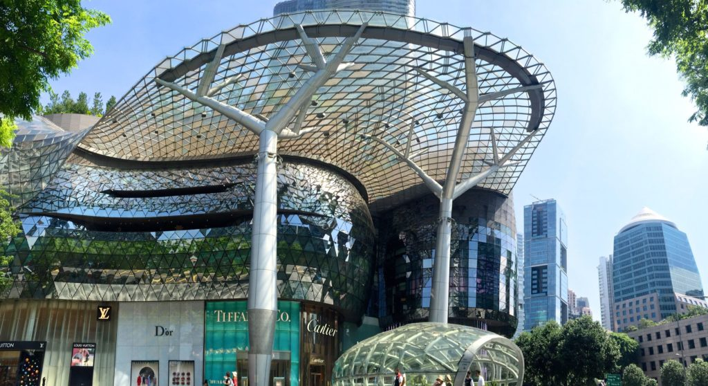 Orchard Rd Singapour blog voyage 2016 20