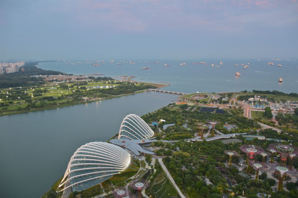 Gardens by the Bay Singapour blog voyage 2016 43
