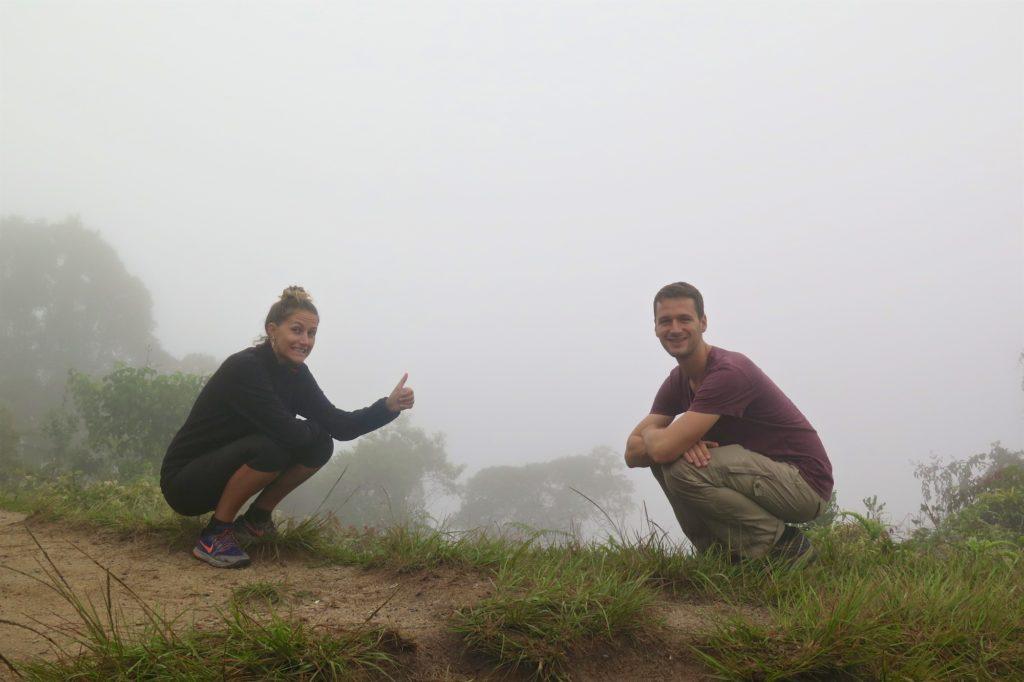Gunung Jasar Tanah Rata Cameron Highlands Malaisie blog voyage 2016 31