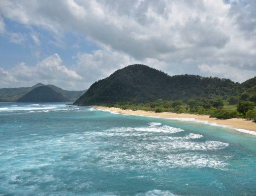 Mawi Beach plages-kuta-lombok-indonesie-blog-voyage-2016-7