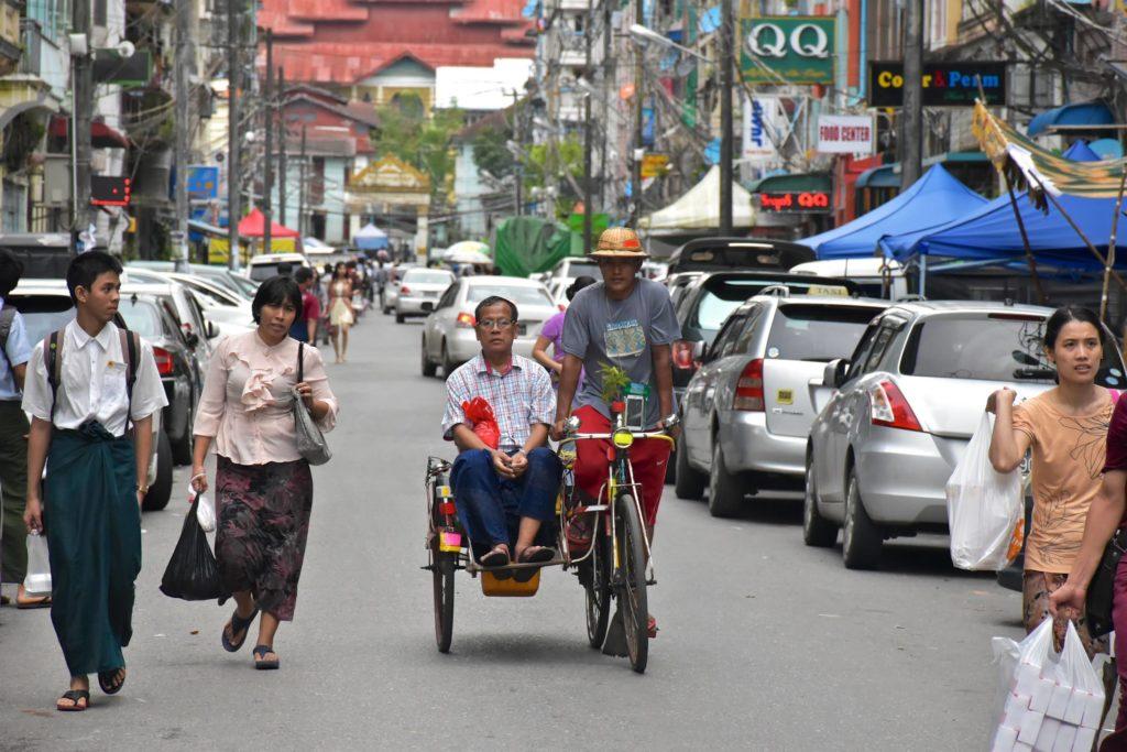 Trishaw Yangon-Myanmar-Birmanie-blog-voyage-2016 68