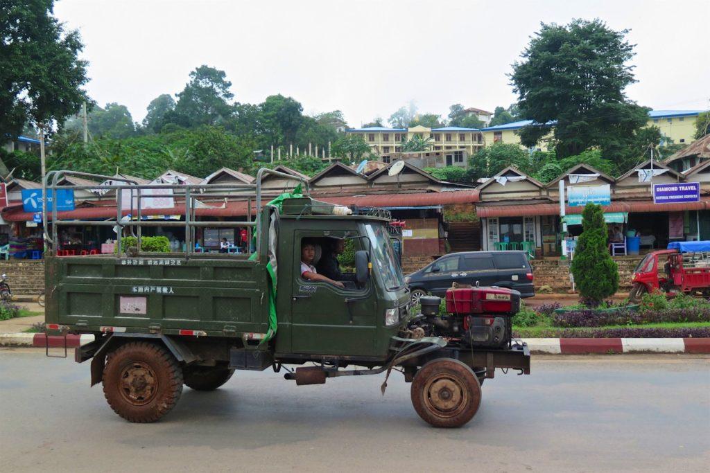 Camion tracteur Kalaw-Myanmar-Birmanie-blog-voyage-2016 19