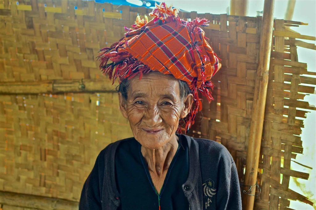 Femme Pa-Oh Trek-Kalaw-Inle-Myanmar-blog-voyage-2016 32