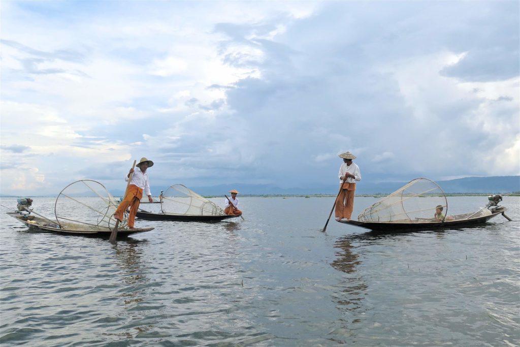 Pecheurs nasse Lac-Inle-Myanmar-blog-voyage-2016 1
