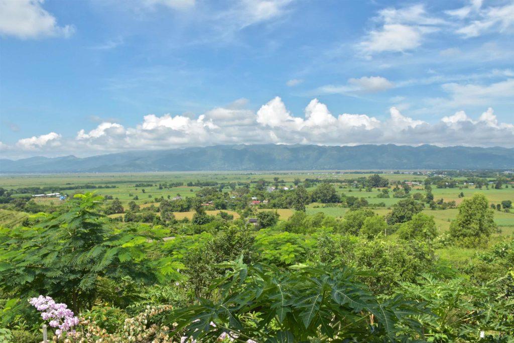 Vue lac Lac-Inle-Myanmar-blog-voyage-2016 12