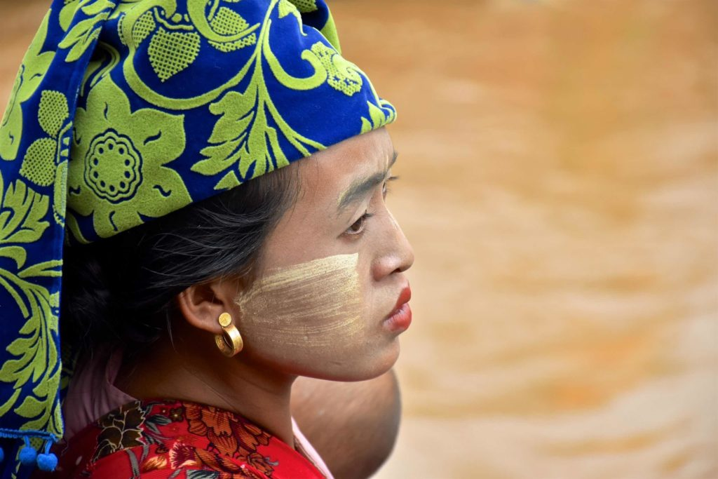 Femme Pa-Oh Lac-Inle-Myanmar-blog-voyage-2016 40