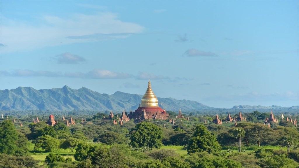 Pagode Dhammayanzika Decouverte-Bagan-Myanmar-Birmanie-blog-voyage-2016 23