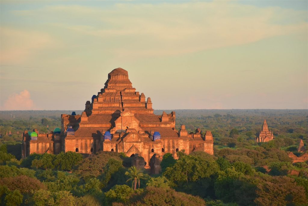 Temple Dhammayangyi Decouverte-Bagan-Myanmar-Birmanie-blog-voyage-2016 32