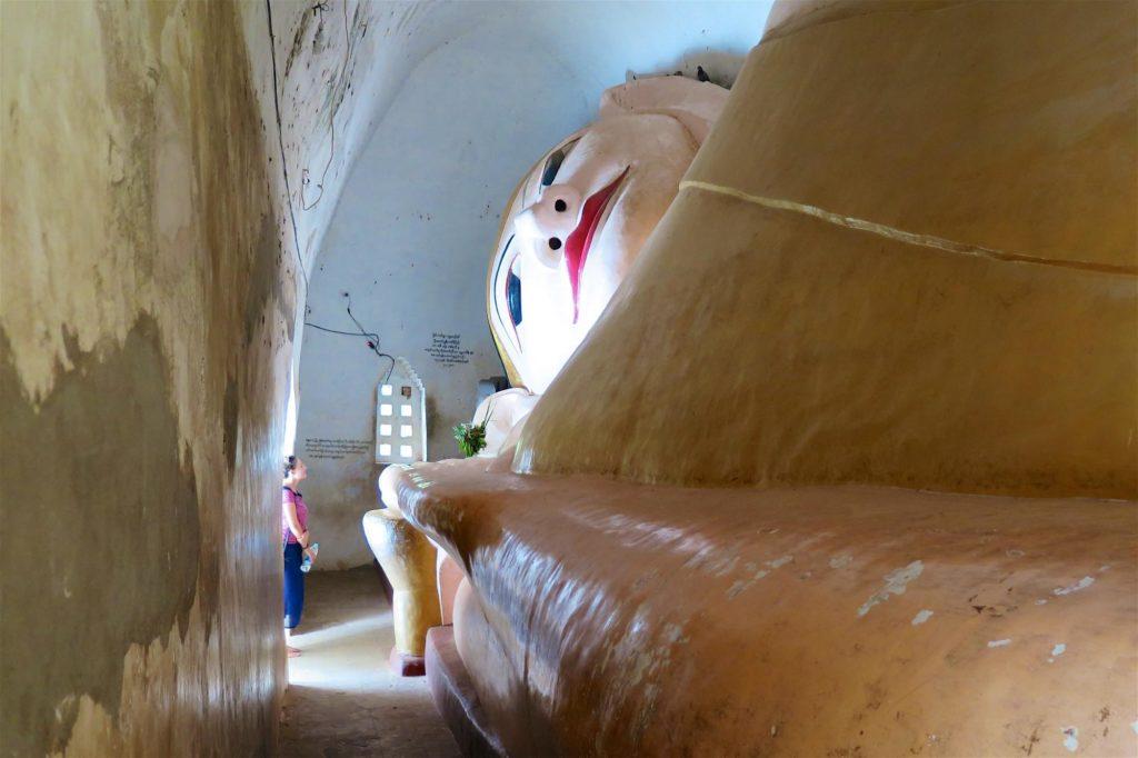 Bouddha Manuha Decouverte-Bagan-Myanmar-Birmanie-blog-voyage-2016 44