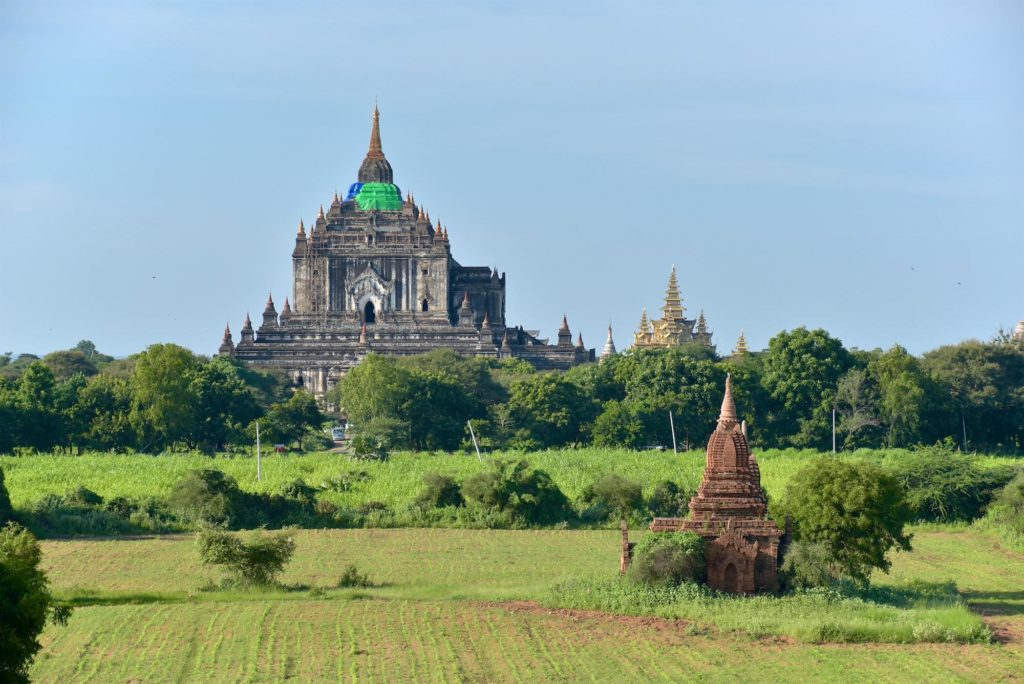 Temple Thatbyinnyu Decouverte-Bagan-Myanmar-Birmanie-blog-voyage-2016 71