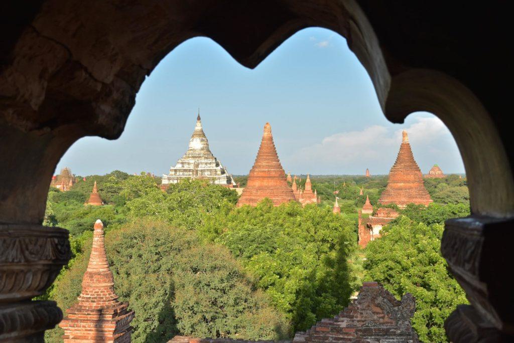 Pagode Shwe San Daw Decouverte-Bagan-Myanmar-Birmanie-blog-voyage-2016 72