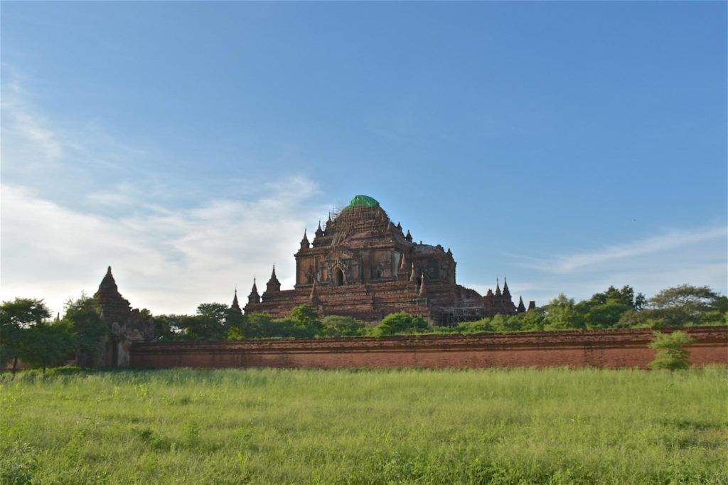 Temple Sulamani Decouverte-Bagan-Myanmar-Birmanie-blog-voyage-2016 78