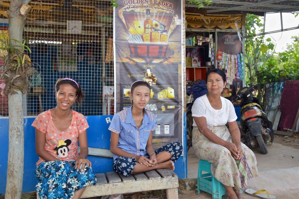 Femmes Hsipaw Myanmar blog voyage 2016 22