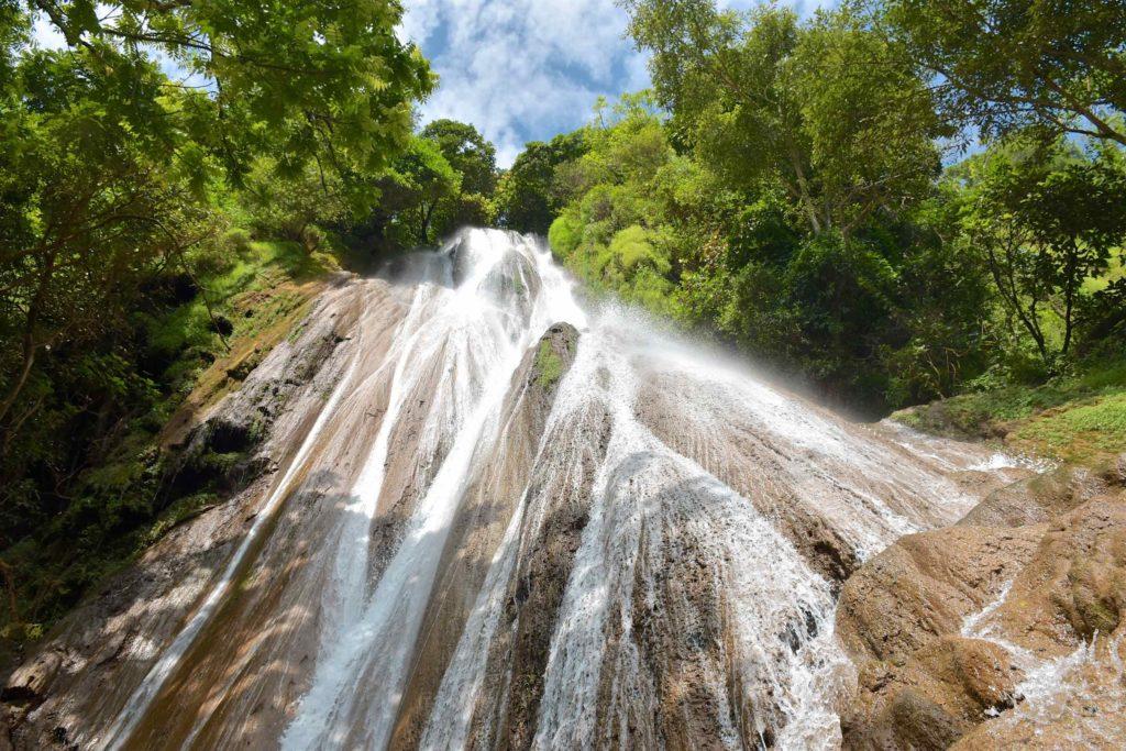 Cascade Nam Tuk Hsipaw Myanmar blog voyage 2016 39