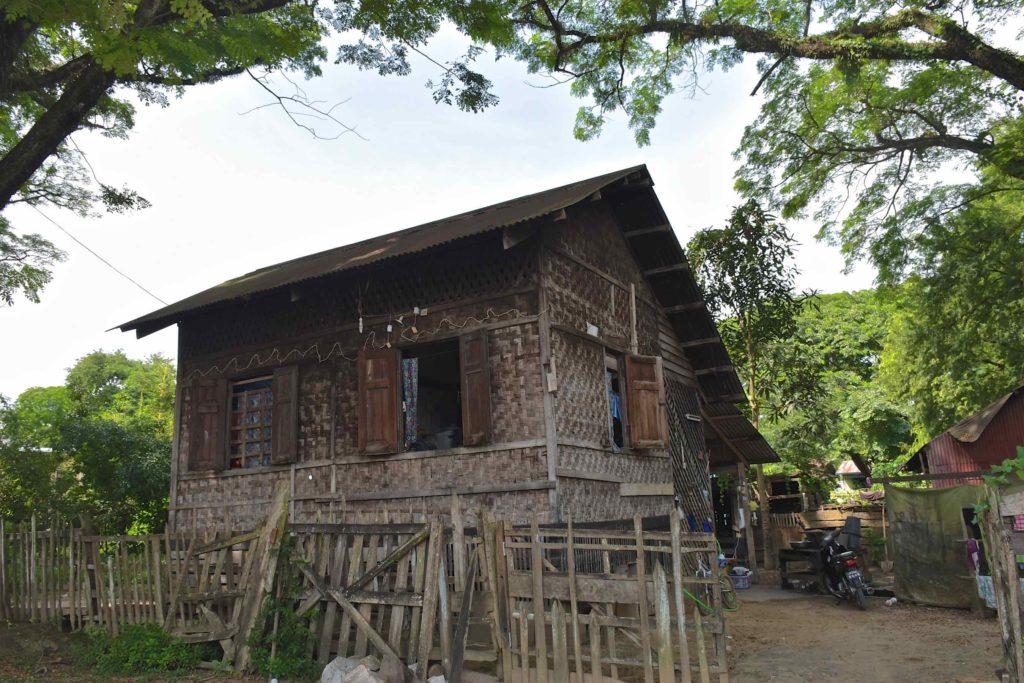 Maison birmane Hsipaw Myanmar blog voyage 2016 4