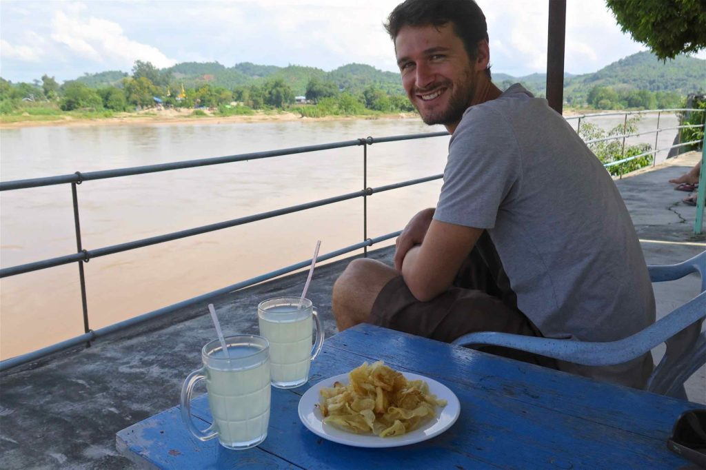 Jus citron Hsipaw Myanmar blog voyage 2016 42