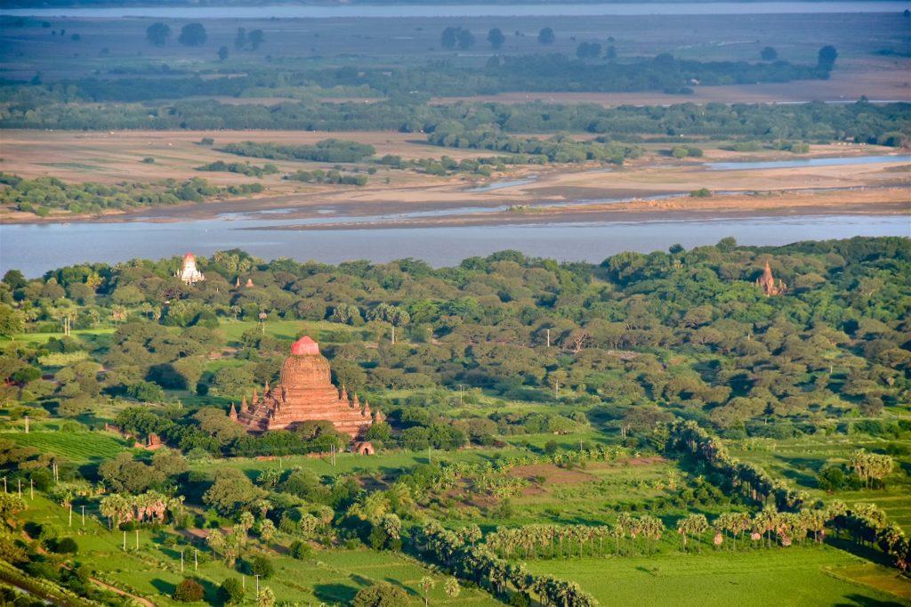 Irrawaddy Montgolfieres-Bagan-Myanmar-Birmanie-blog-voyage-2016 21