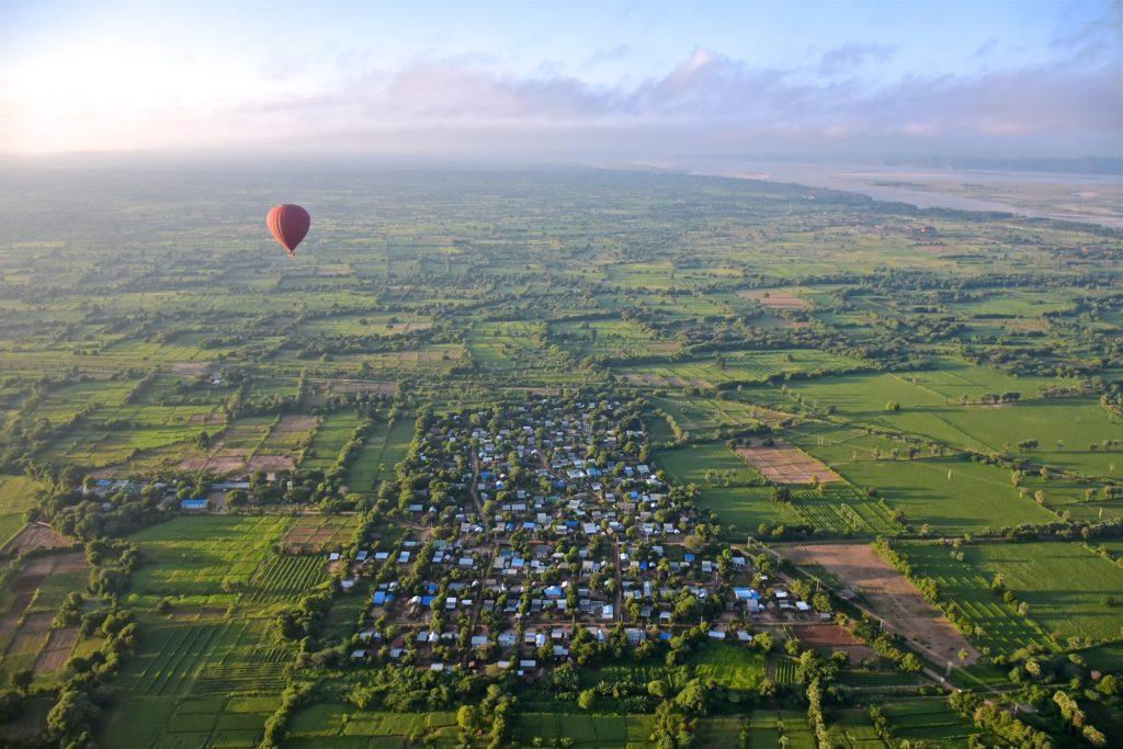 Village Montgolfieres-Bagan-Myanmar-Birmanie-blog-voyage-2016 22