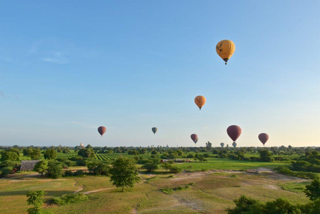 Balloons Montgolfieres-Bagan-Myanmar-Birmanie-blog-voyage-2016 27