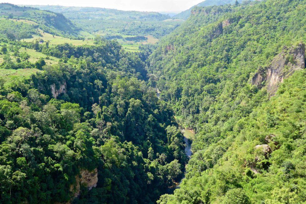 Viaduc Gohteik Pyin-Oo-Lwin-Gohteik-Myanmar-blog-voyage-2016 22