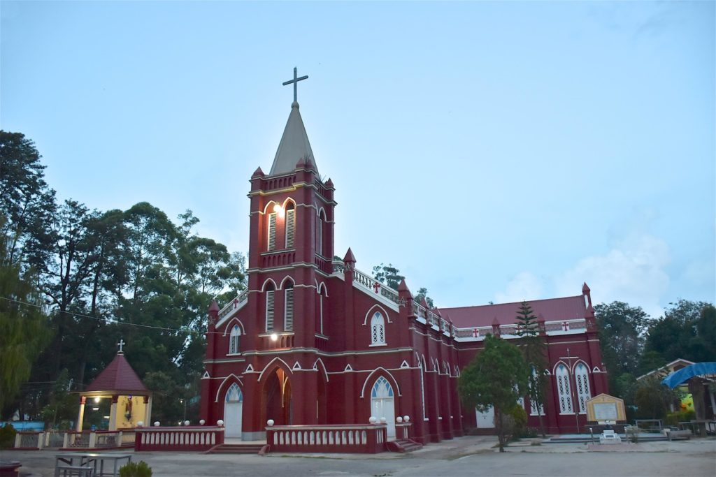 Eglise catholique coloniale Pyin-Oo-Lwin-Gohteik-Myanmar-blog-voyage-2016 29