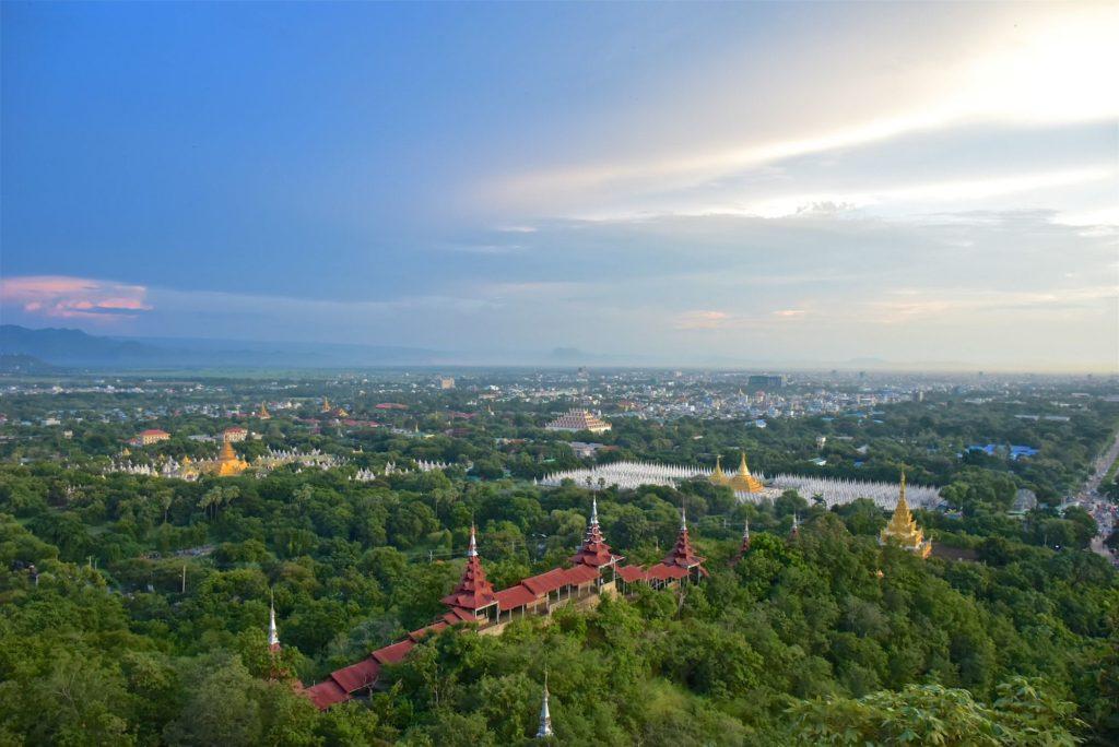 Mandalay Hill Mandalay-Inwa-Ubein-Myanmar-Birmanie-blog-voyage-2016 17