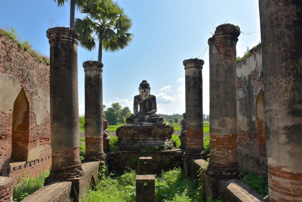 Pagode Daw Gyan Mandalay-Inwa-Ubein-Myanmar-Birmanie-blog-voyage-2016 48