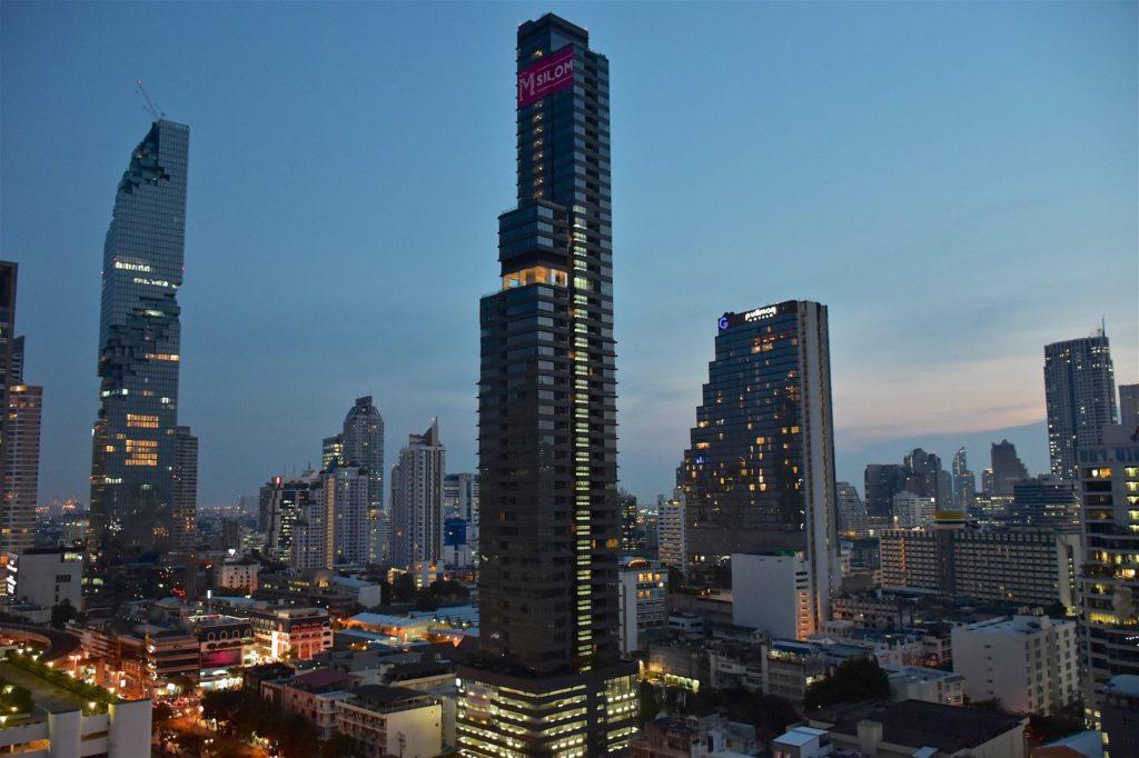 Vue Bangkok nuit Bangkok-fin-voyage-blog-voyage-2016 10
