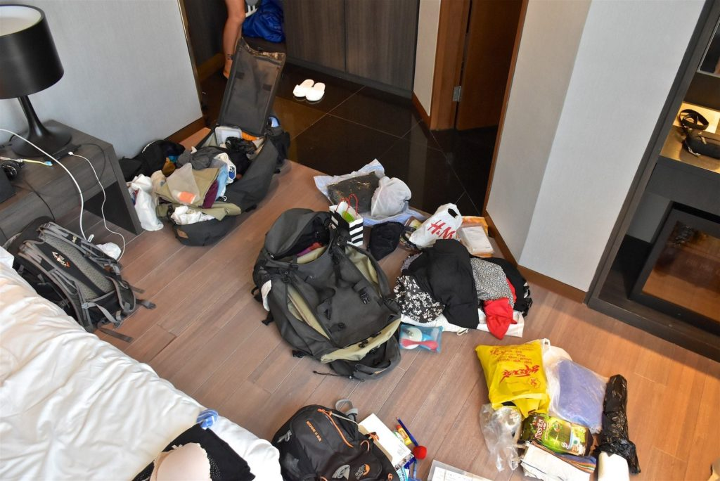 Affaires chambre Bangkok-fin-voyage-blog-voyage-2016 14