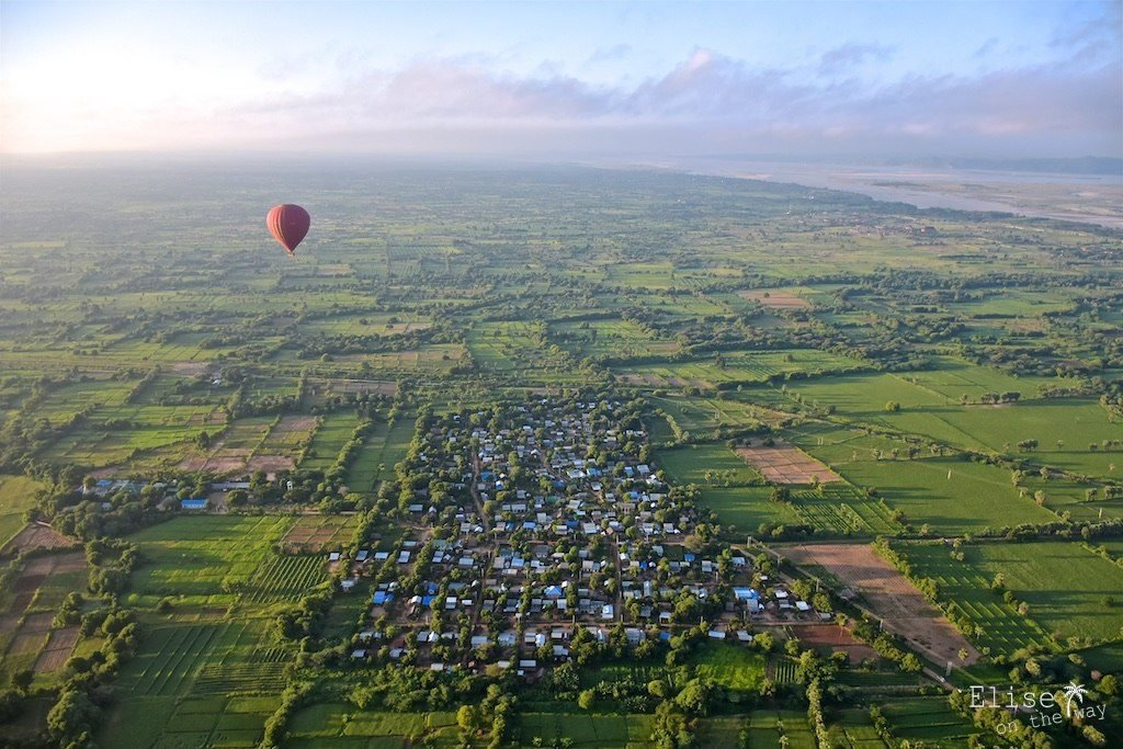 Bagan Montgolfiere Bilan voyage Asie coups de coeur 18